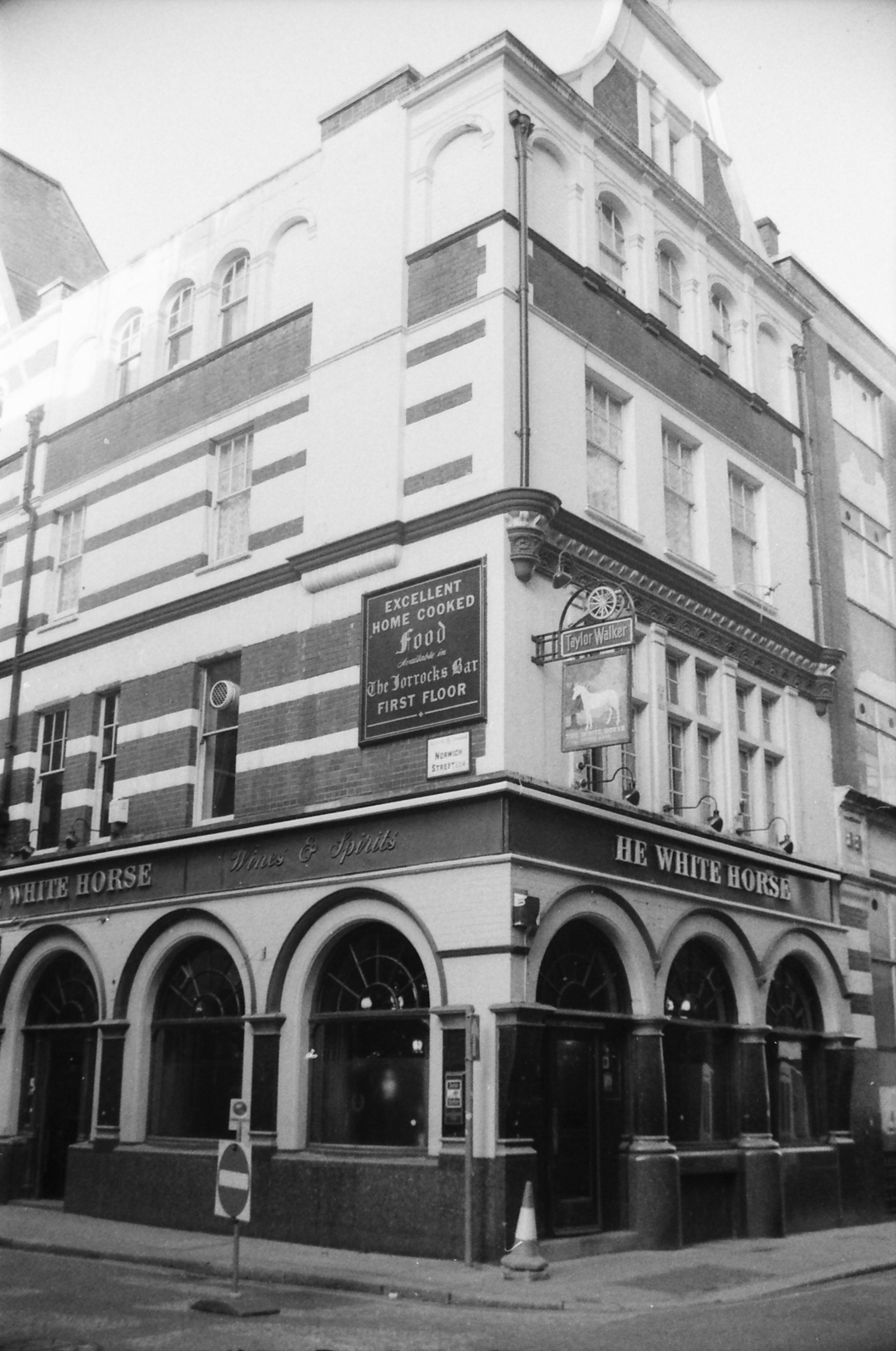 East London City Beer Guide 1991